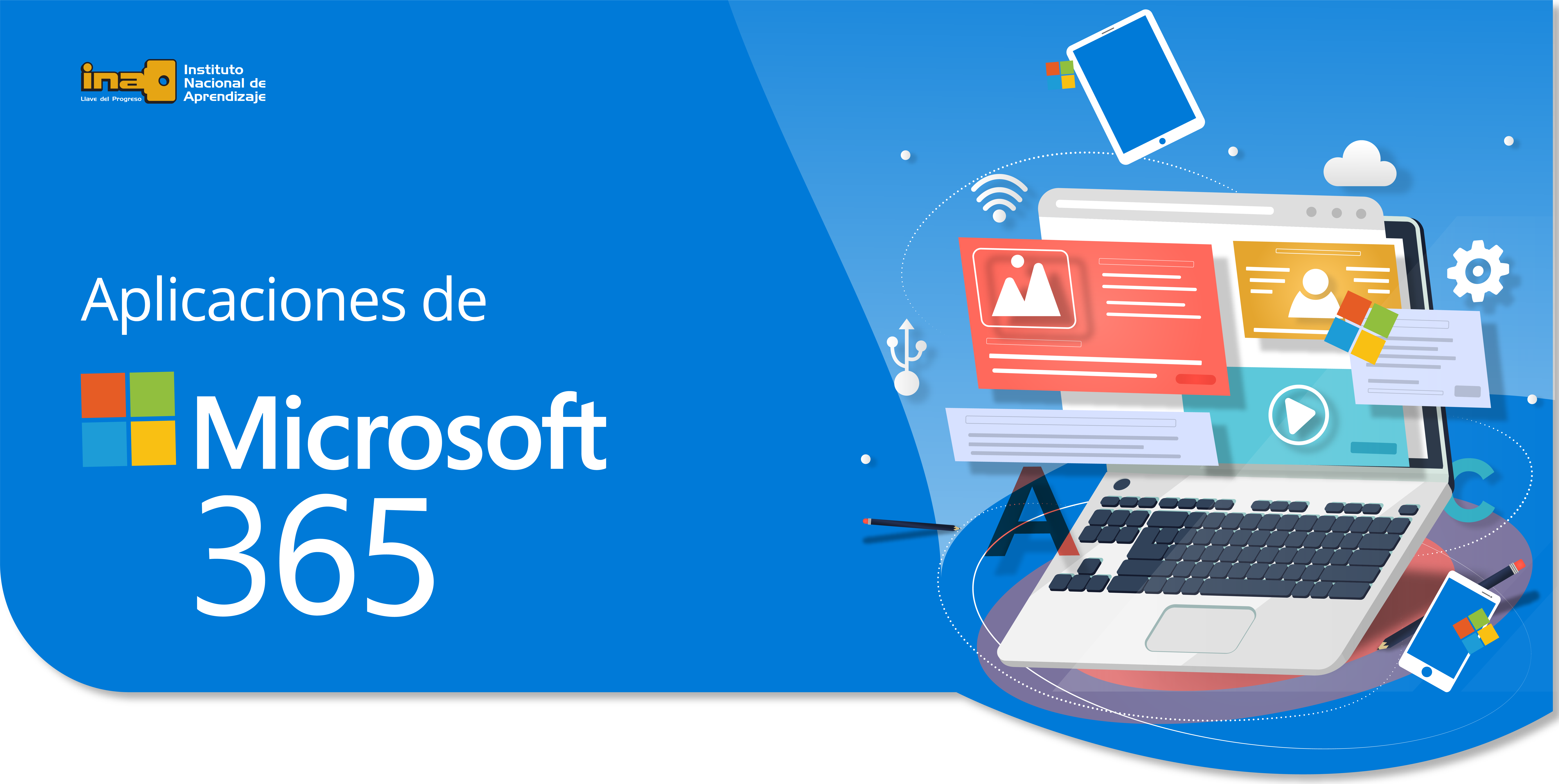 Aplicaciones de Microsoft 365